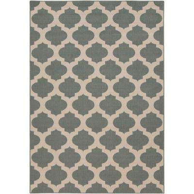 Cerrito Green 5 ft. x 8 ft. Area Rug