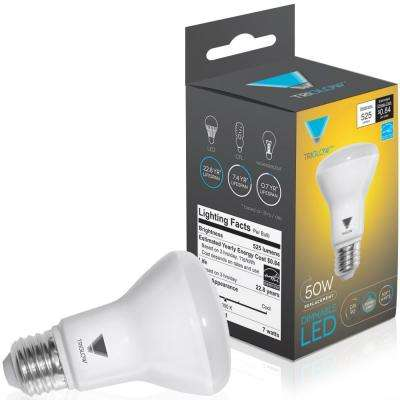 50-Watt Equivalent BR20 Dimmable ENERGY STAR Certified LED Light Bulb Soft White