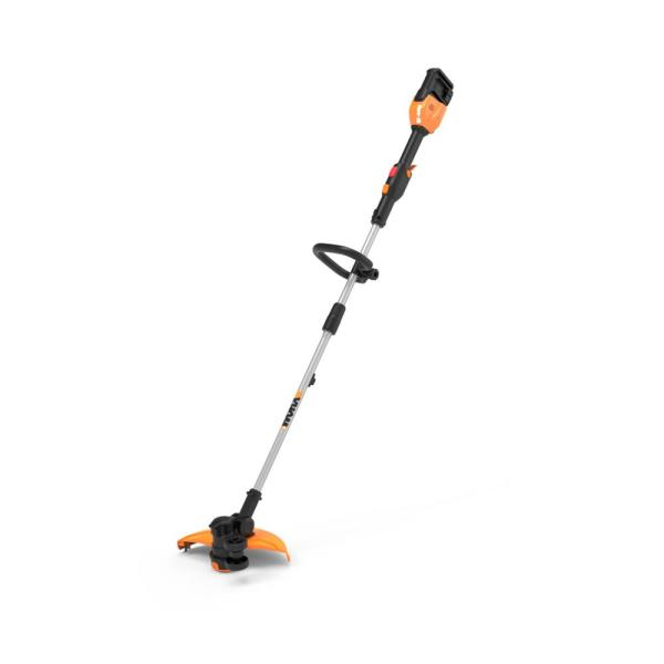 Power Share 40-Volt 13 in. String Trimmer and Wheeled Edger (Tool-Only)