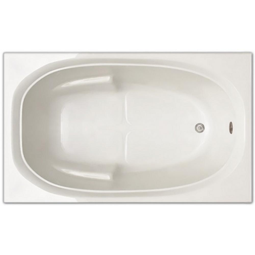 Universal tubs rhode 5 ft rectangular drop in whirlpool for 5 ft tub dimensions