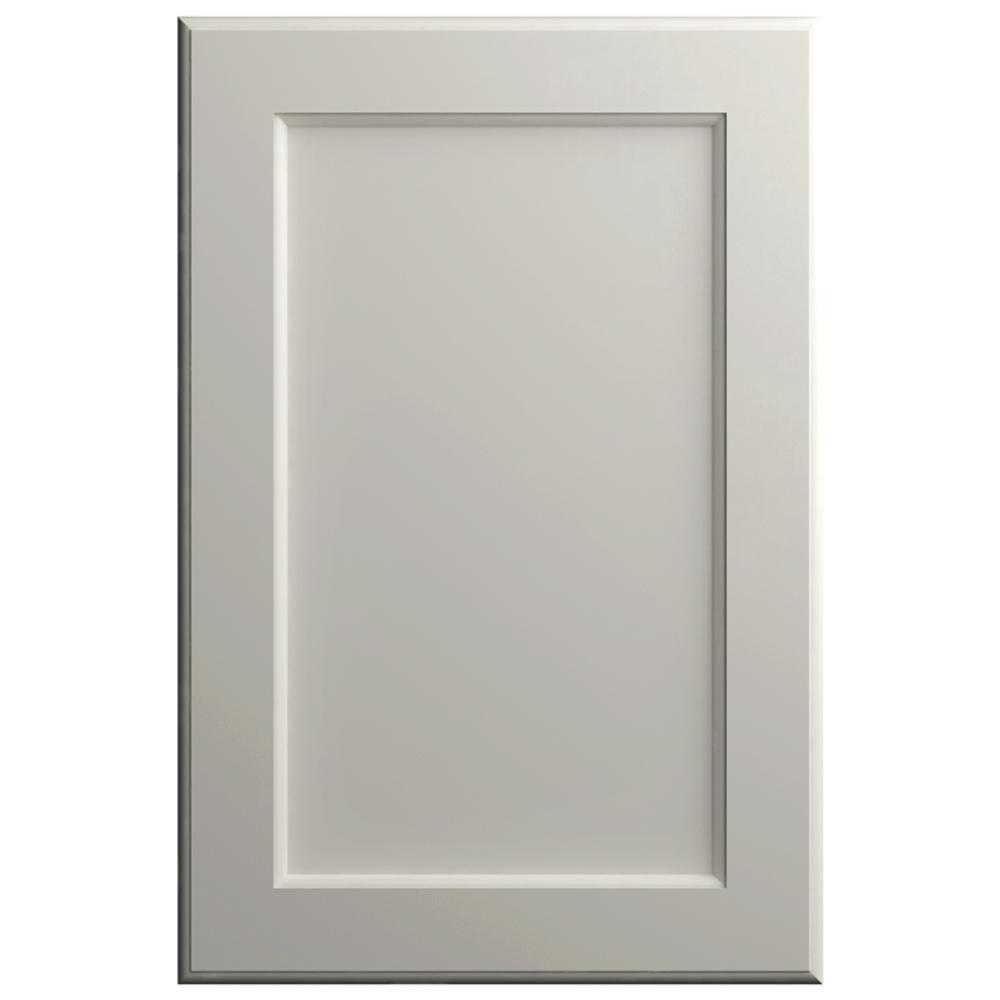 11x15 in. Keary Cabinet Door Sample in Linen