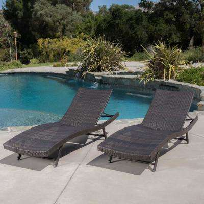 Steel Outdoor Chaise Lounges Patio Chairs The Home Depot
