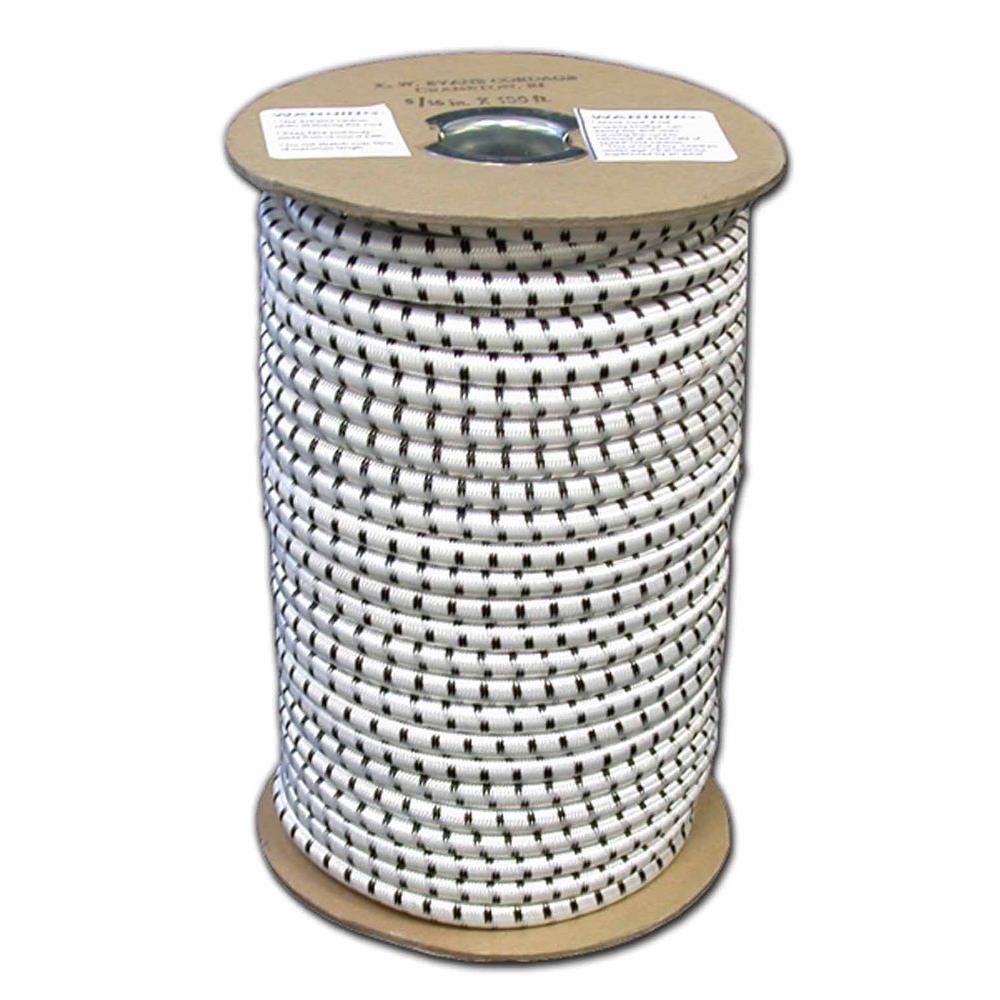 T.W Evans Cordage 25-003 3//8-Inch by 600-Feet Pure Number-1 Manila Rope Reel