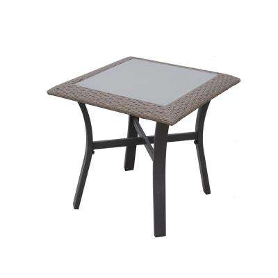Corranade Metal Outdoor Accent Table