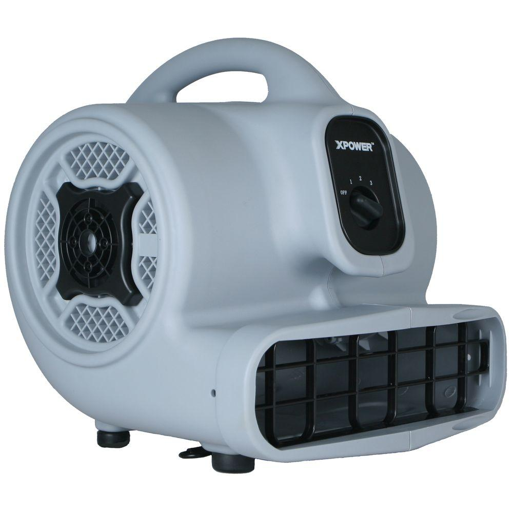 XPOWER P-400 1/4 HP High Velocity Air Mover