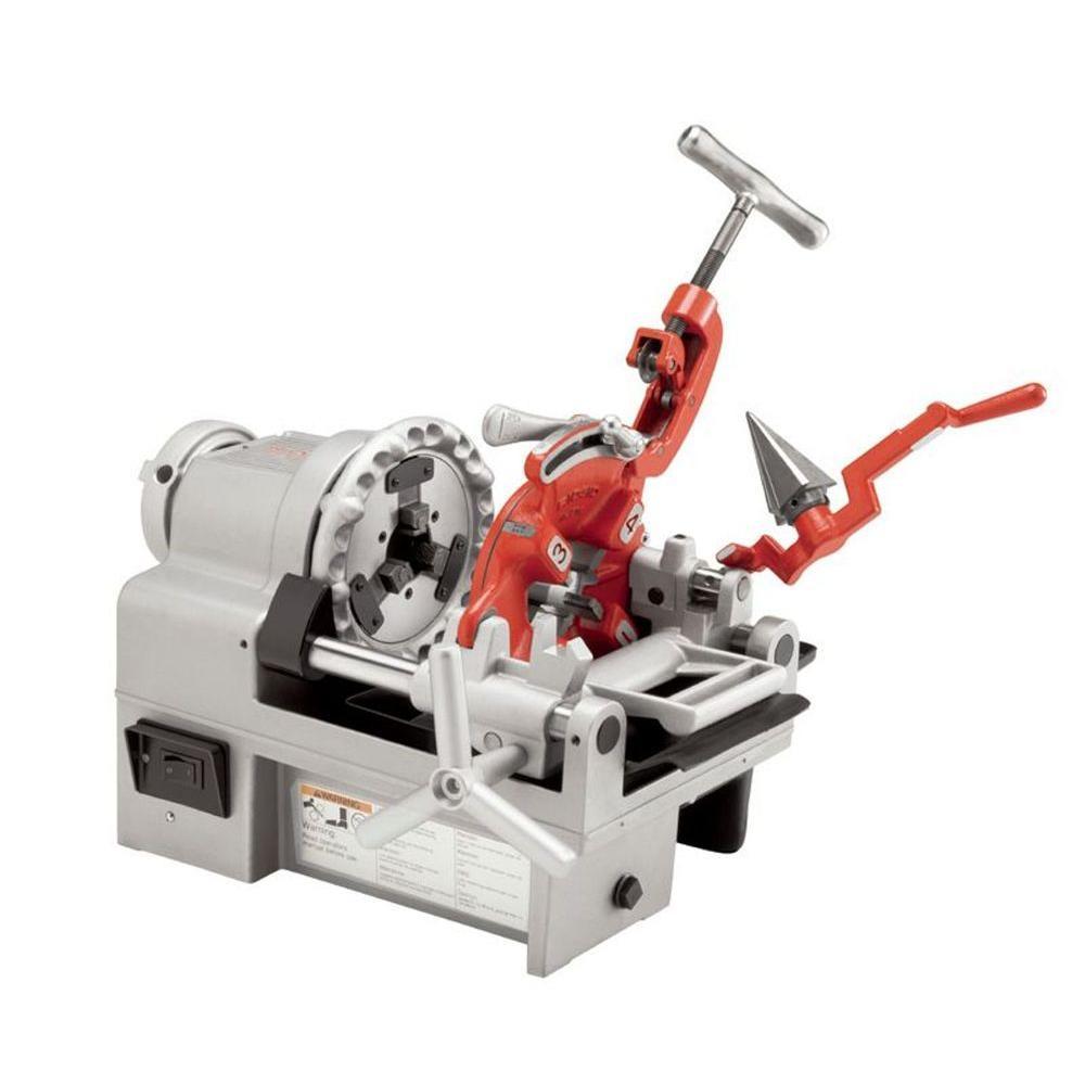 RIDGID 1215 Threading Machine