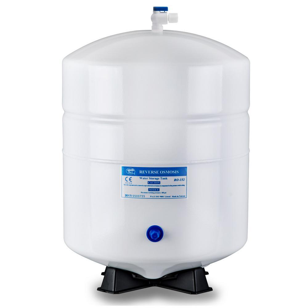 5.5 Gal. Metal Reverse Osmosis Water Storage Tank