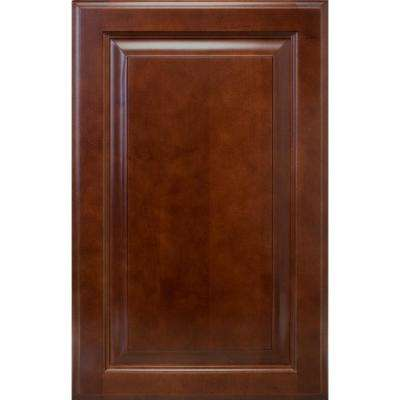 Installed Cabinet Refacing Traditional Doors
