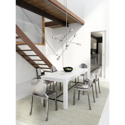 Odin White Dining Table