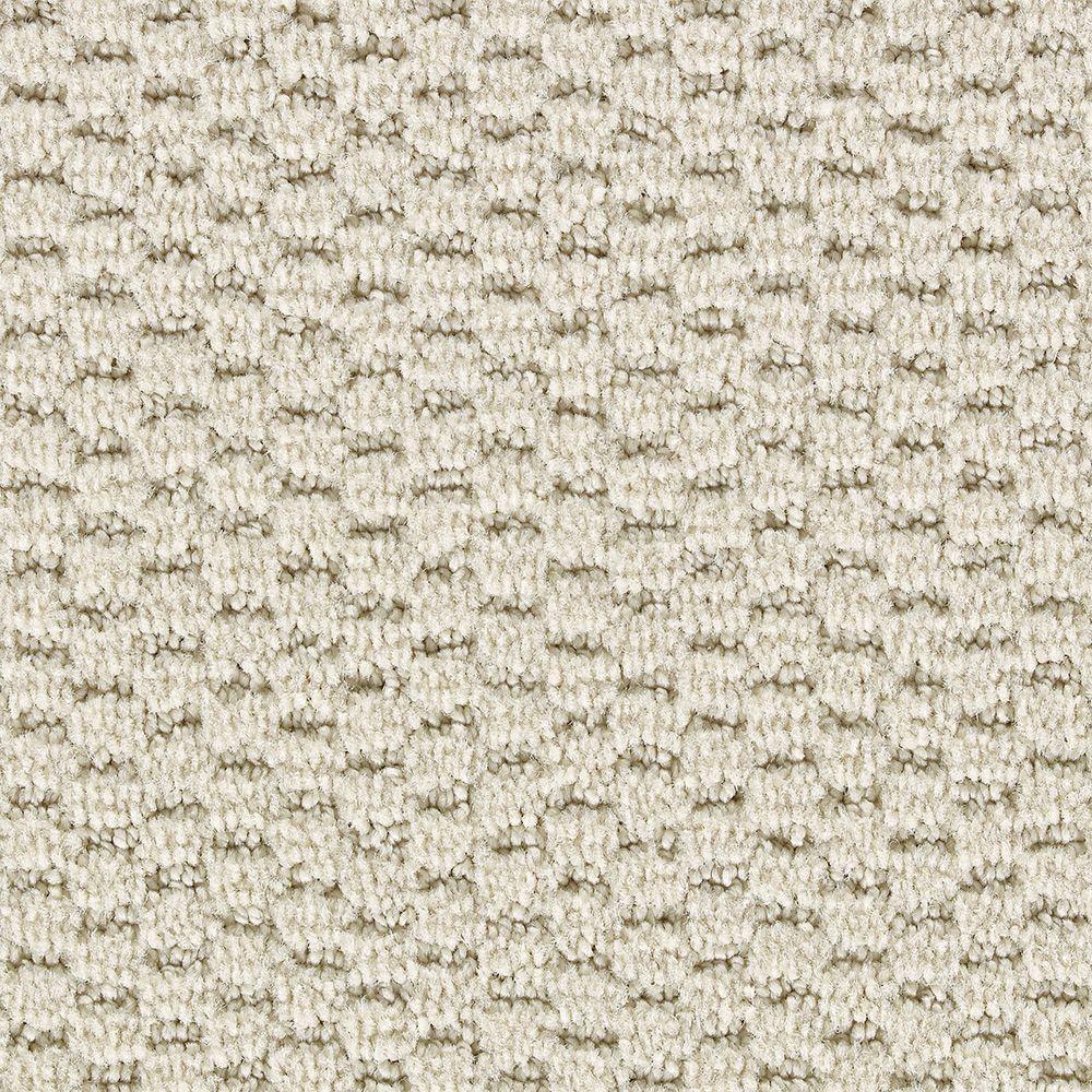Martha Stewart Living Sandringham Sandpiper - 6 in. x 9 in. Take Home Carpet Sample