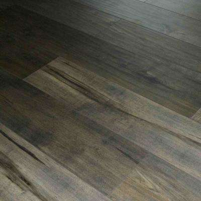 Roasted Brown Birch 12 mm Thick x 7.7 in. Wide x 48 in. Length Click-Locking Laminate Flooring (17.943 sq. ft. / case)