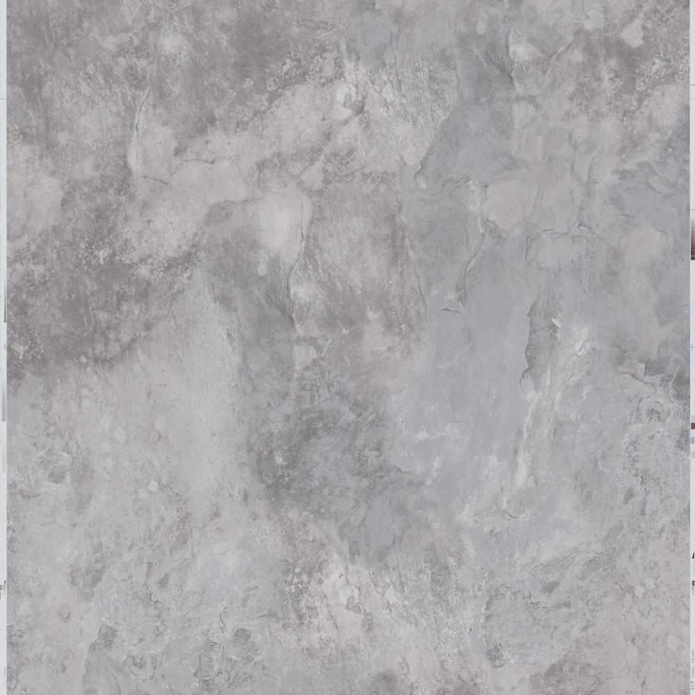 Concrete Groutable Luxury Vinyl Tile Vinyl Flooring
