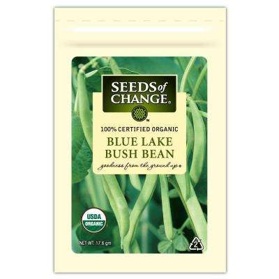 Blue Lake Bush Bean Seed