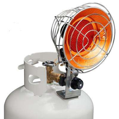 15,000 BTU Infrared Propane Portable Heater
