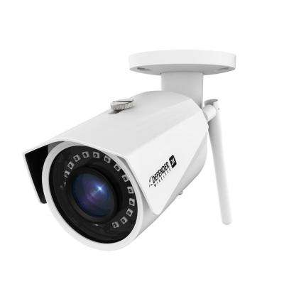 2K (4MP) Wireless Wide-Angle Night Vision Wi-Fi Surveillance Camera