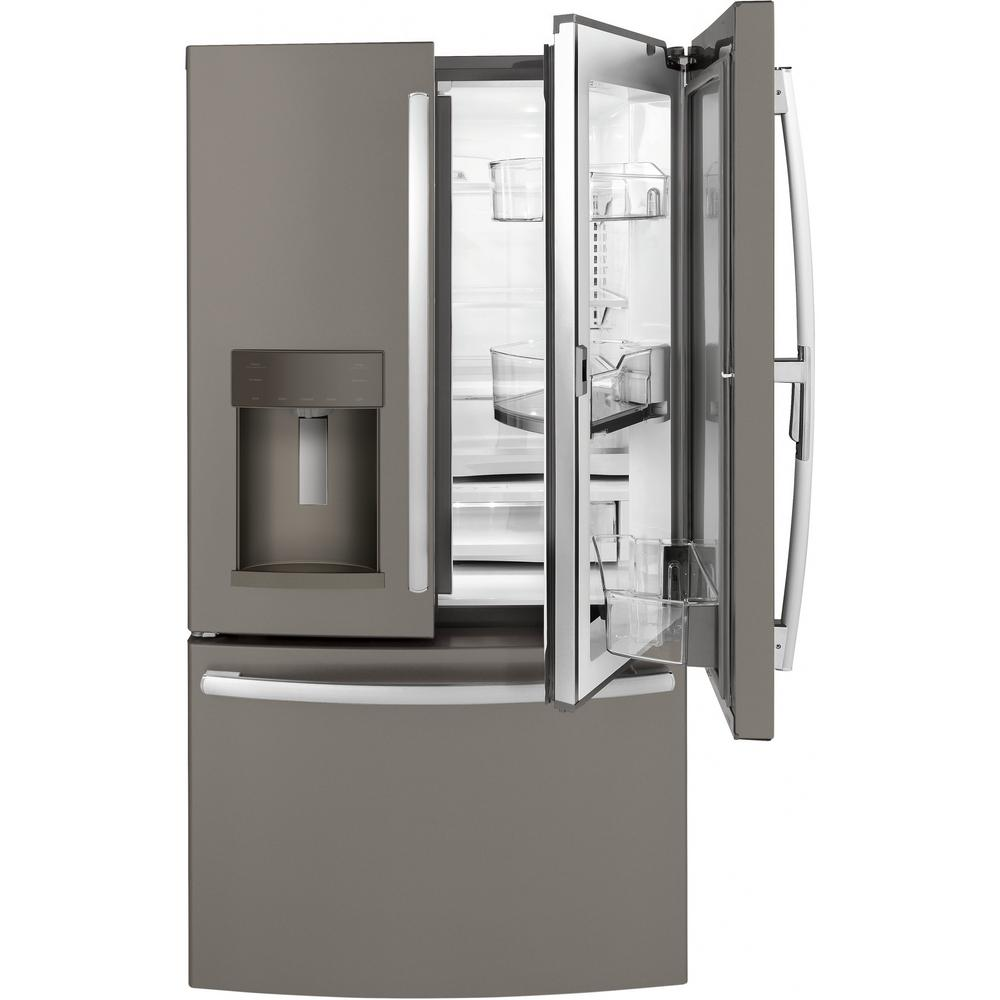 27.8 cu. ft. French Door Refrigerator with Door In Door in