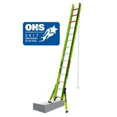 HyperLite with Sumo 28 ft. Type IA Fiberglass Extension Ladder