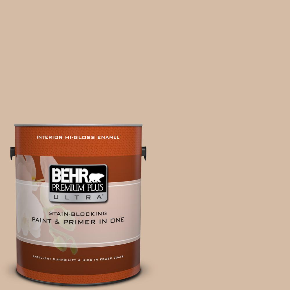 behr premium plus ultra 1 gal 290e 3 classic taupe hi. Black Bedroom Furniture Sets. Home Design Ideas