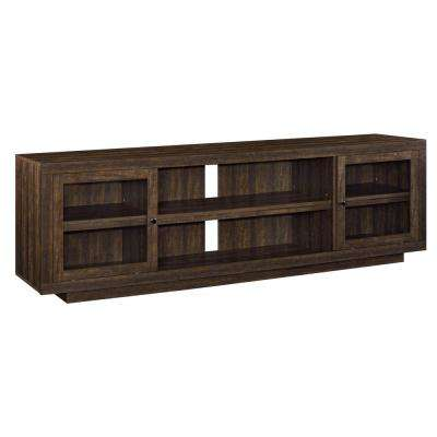 Young Lane 72 in. Espresso TV Stand