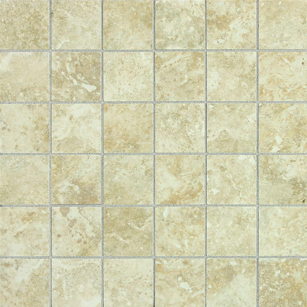 Daltile Restore Bright White 12 In X 12 In X 635 Mm Ceramic