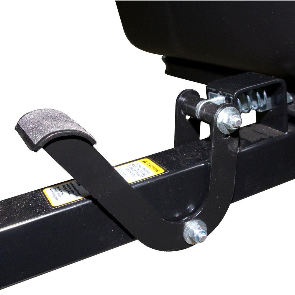 Polar Trailer Foot Pedal Release System