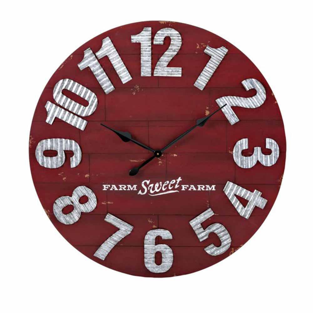 Trisha Yearwood Berry Patch Wall Clock