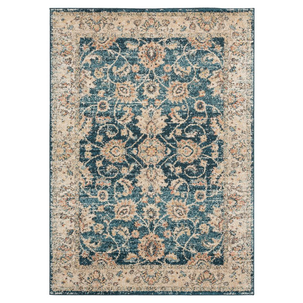 Marrakesh Bey Cerulean 9 Ft 10 In X 13 2 Area Rug