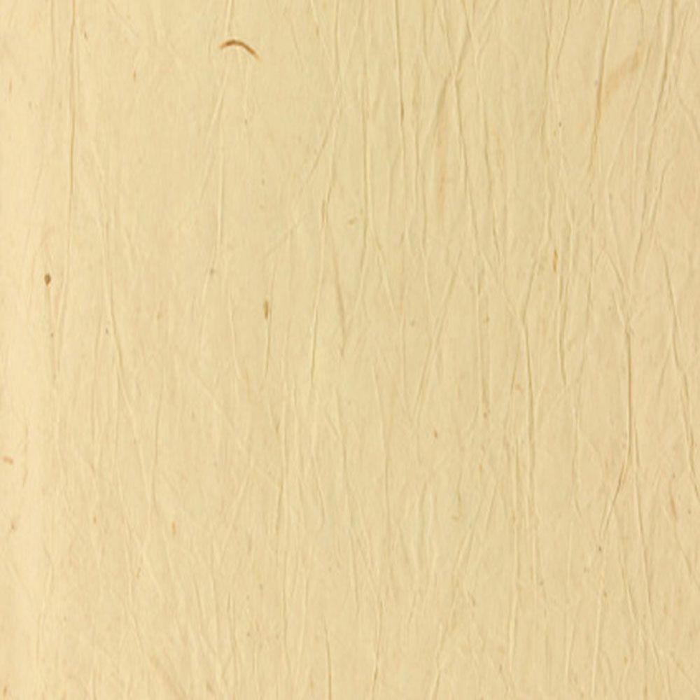 Washington Wallcoverings Sand Tone Parchment Textured Rice Paper Wallpaper