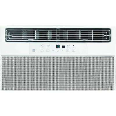 8,000 BTU Window Air Conditioner with Remote Control in White