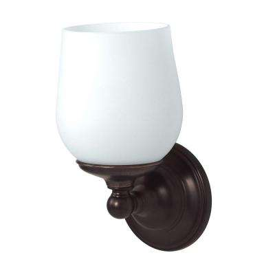 Oldenburg 1-Light Bronze Sconce