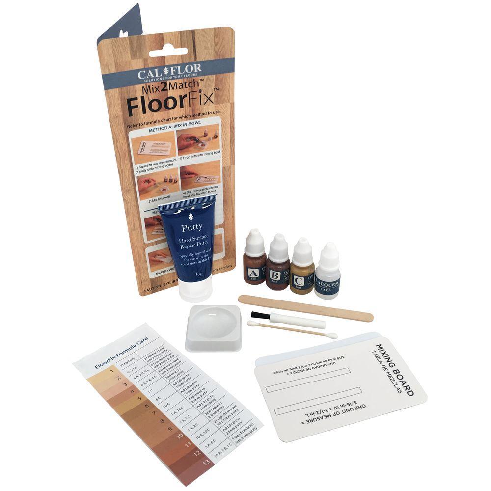 FloorFix Wood and Laminate Repair Kit