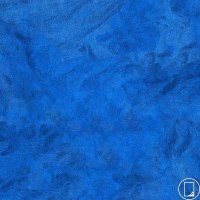 4 ft. x 8 ft. Laminate Sheet in RE-COVER Cobalt Oscar with Virtual Design Matte Finish