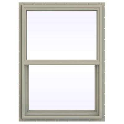 V-4500 Series Single Hung Vinyl Window
