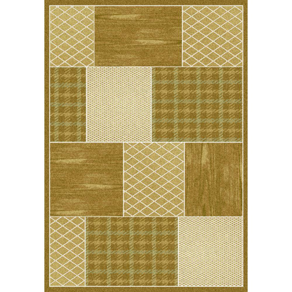 Artistic Weavers Tarouca Army Green 6 ft. 7 in. x 9 ft. 6 in. Area Rug