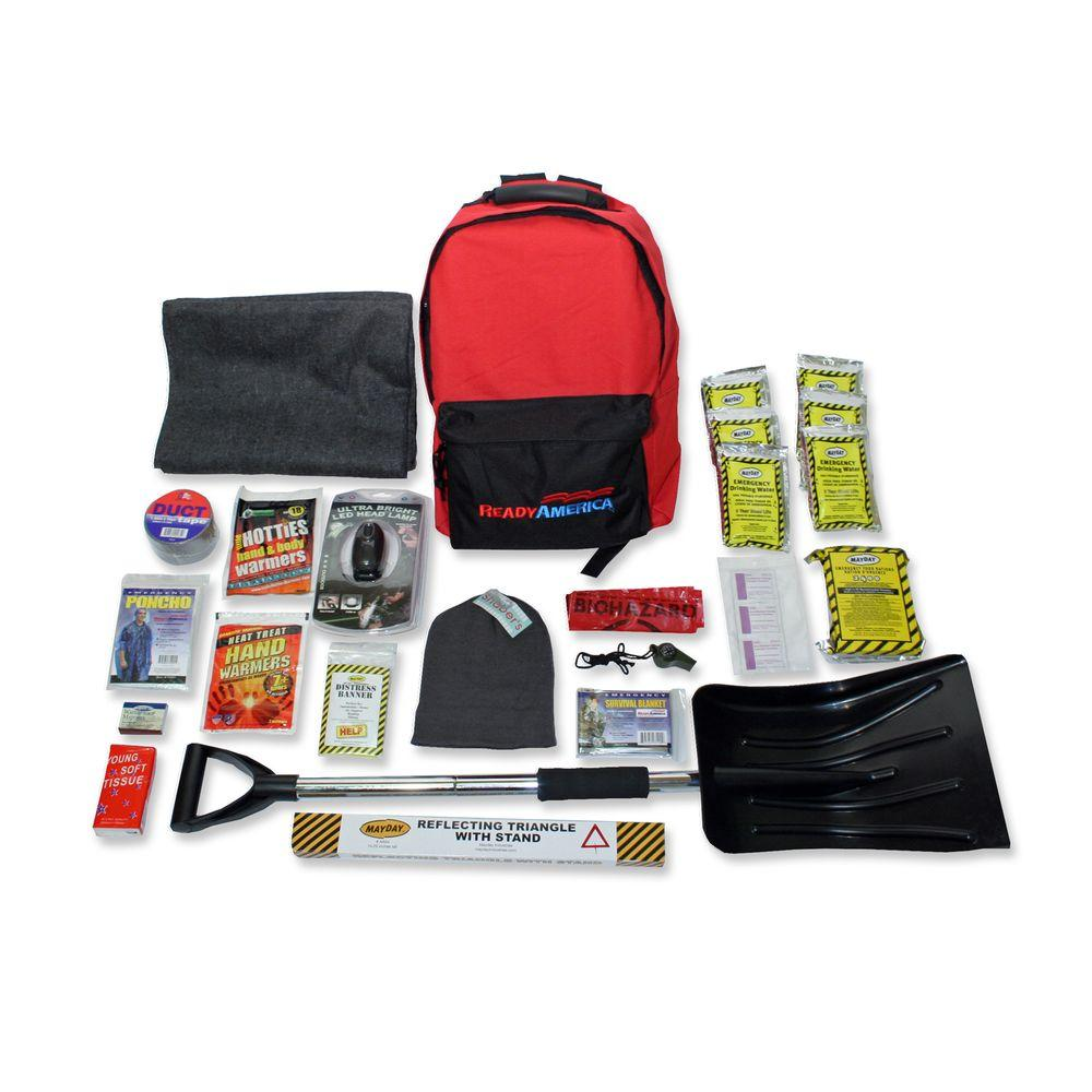 Ready America Cold Weather Survival Kit, (1-Person)