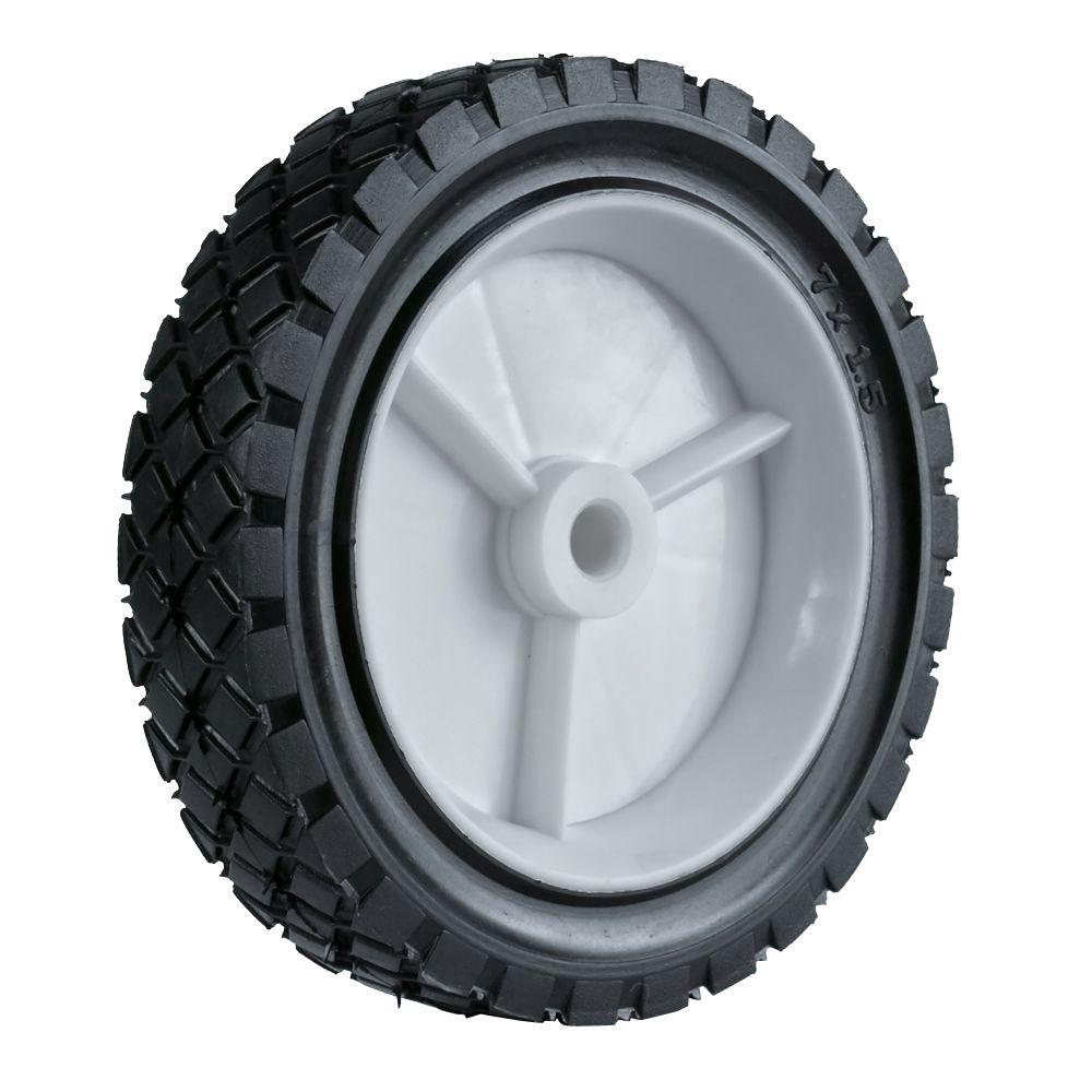 7X1.50 Light Duty Plastic Wheel