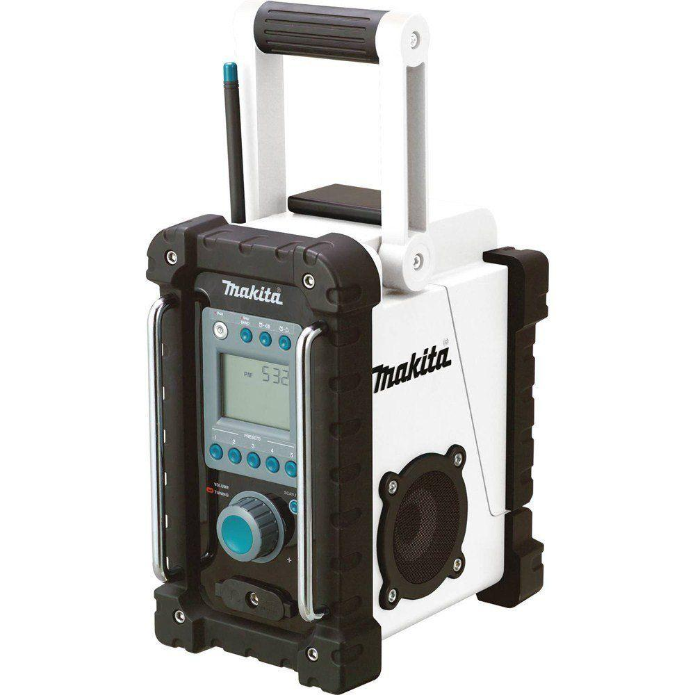 18-Volt LXT Lithium-Ion Cordless Compact Job Site Radio (Tool-Only)