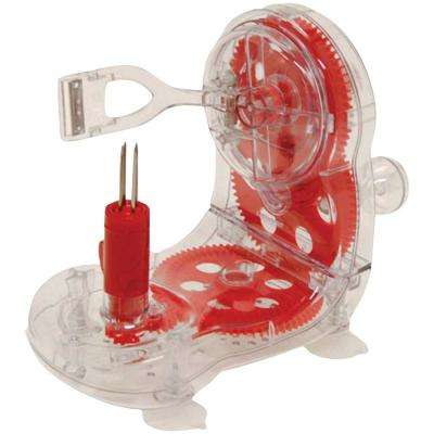 Apple Peeler in Red