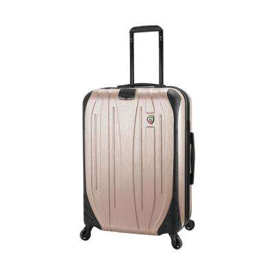Ferro 28 in. Champagne Hardside Spinner Suitcase