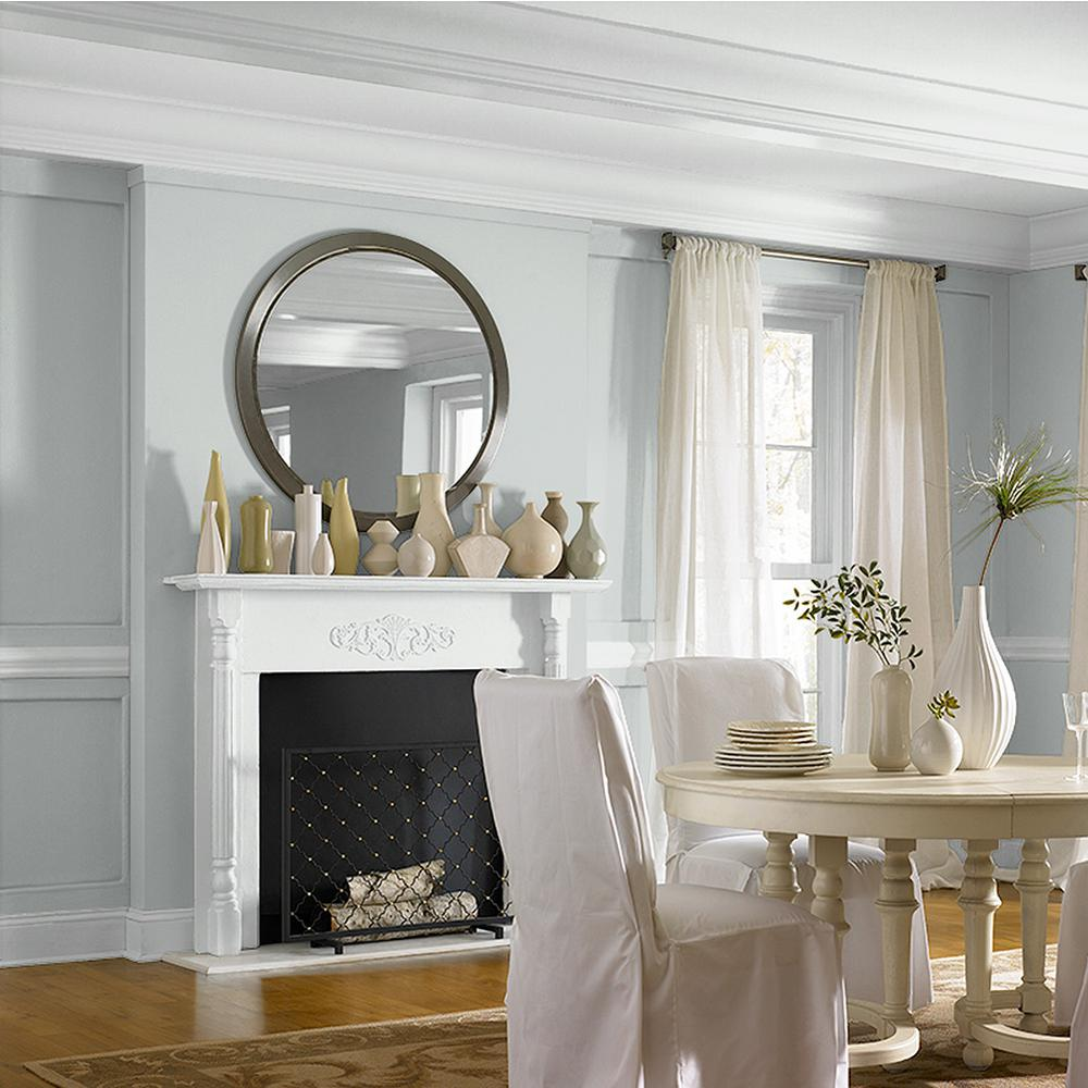 Come score ideas for 16 Amazing Serene Paint Colors Interior Designers Use for a Soothing Vibe.