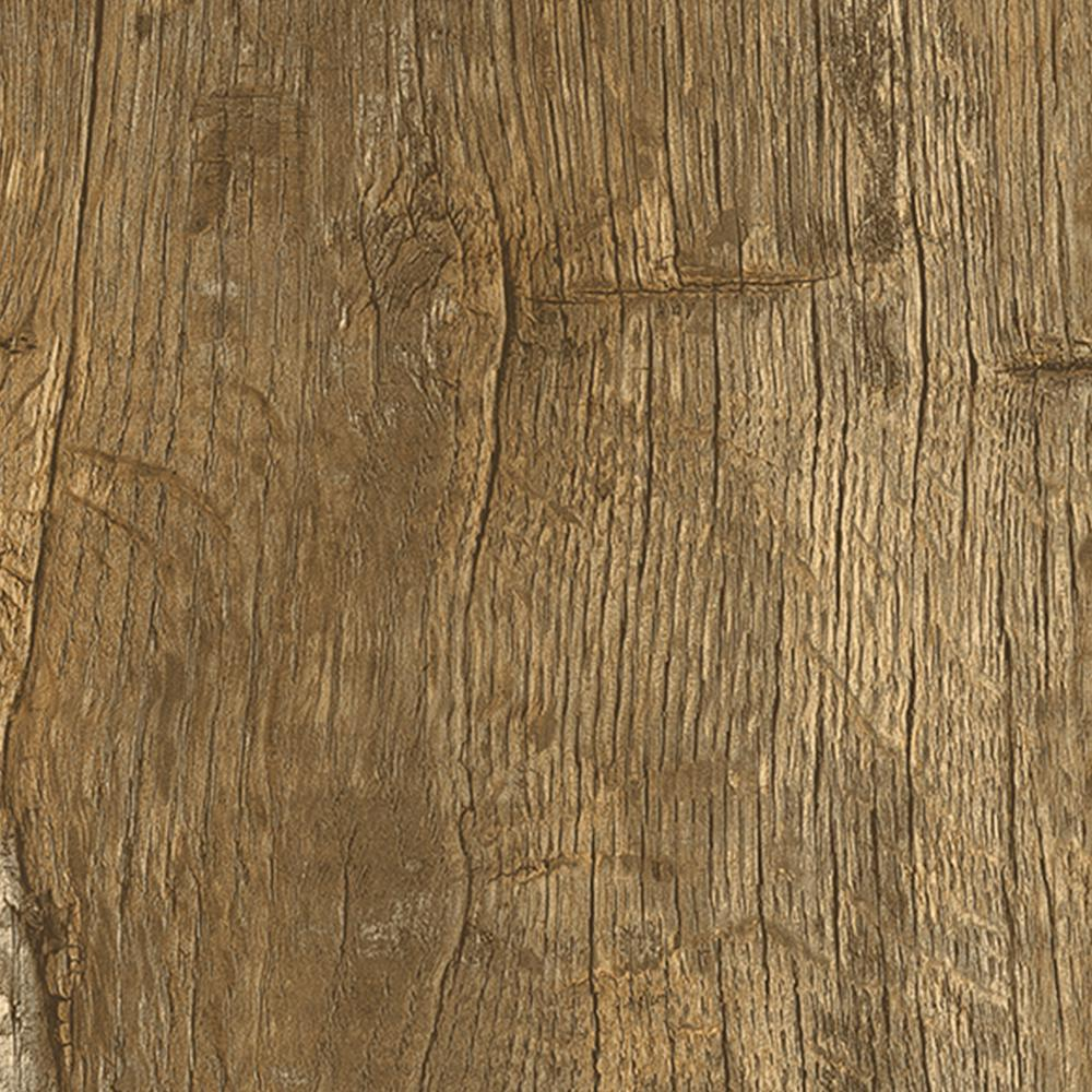 Home Decorators Collection Take Home Sample Trail Oak Beige and Grey Click Vinyl Plank - 4 in. x 4 in