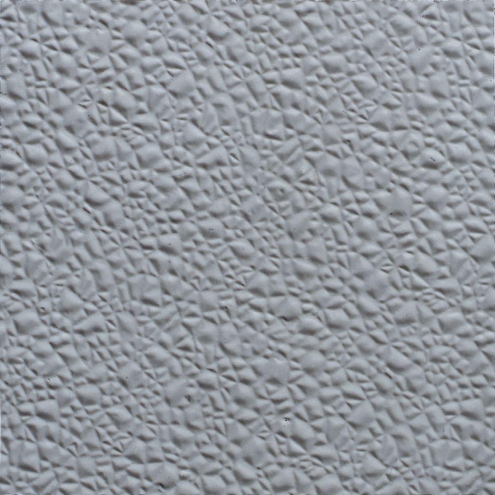 Glasliner 4 ft. x 8 ft. Gray .090 in. Fiberglass Reinforced Wall Panel