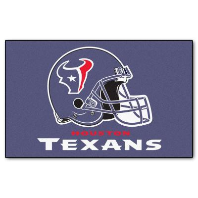 NFL Houston Texans 5 ft. x 8 ft. Area Rug