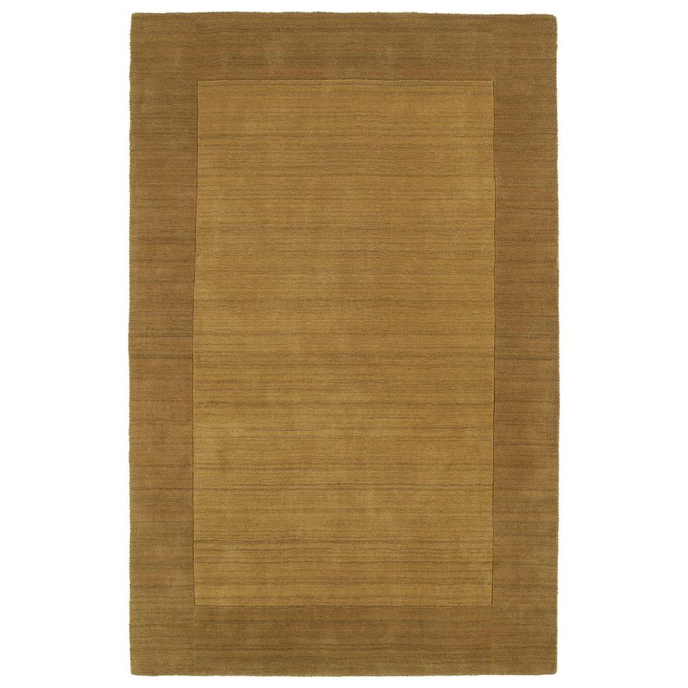 Kaleen Regency Yellow 5 ft. x 7 ft. 9 in. Area Rug