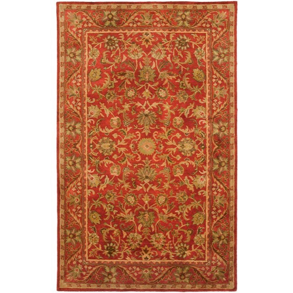 Safavieh Antiquity Red 5 ft. x 8 ft. Area Rug