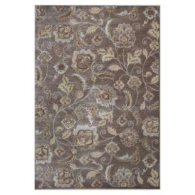 Metallic Charisma Silver 7 ft. 7 in. x 10 ft. 10 in. Area Rug