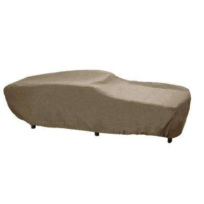 Greystone Patio Furniture Cover for the Chaise Lounge