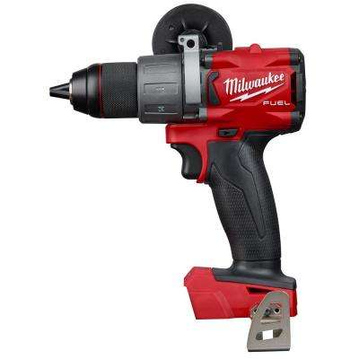 M18 FUEL 18-Volt Lithium-Ion Brushless Cordless 1/2 in. Drill / Driver (Tool-Only)