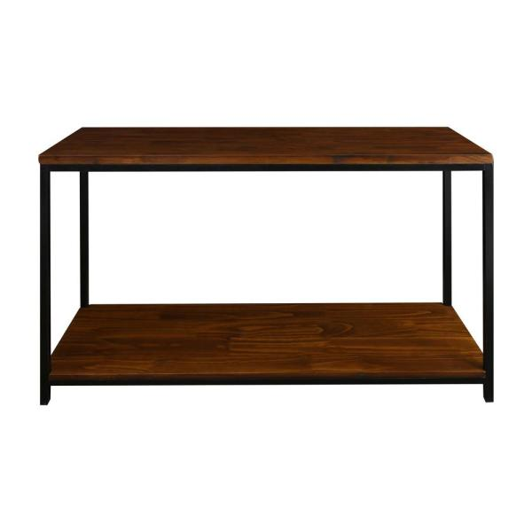 1f79d81719 Casual Home Metro Mocha Console Table 694-64 - The Home Depot