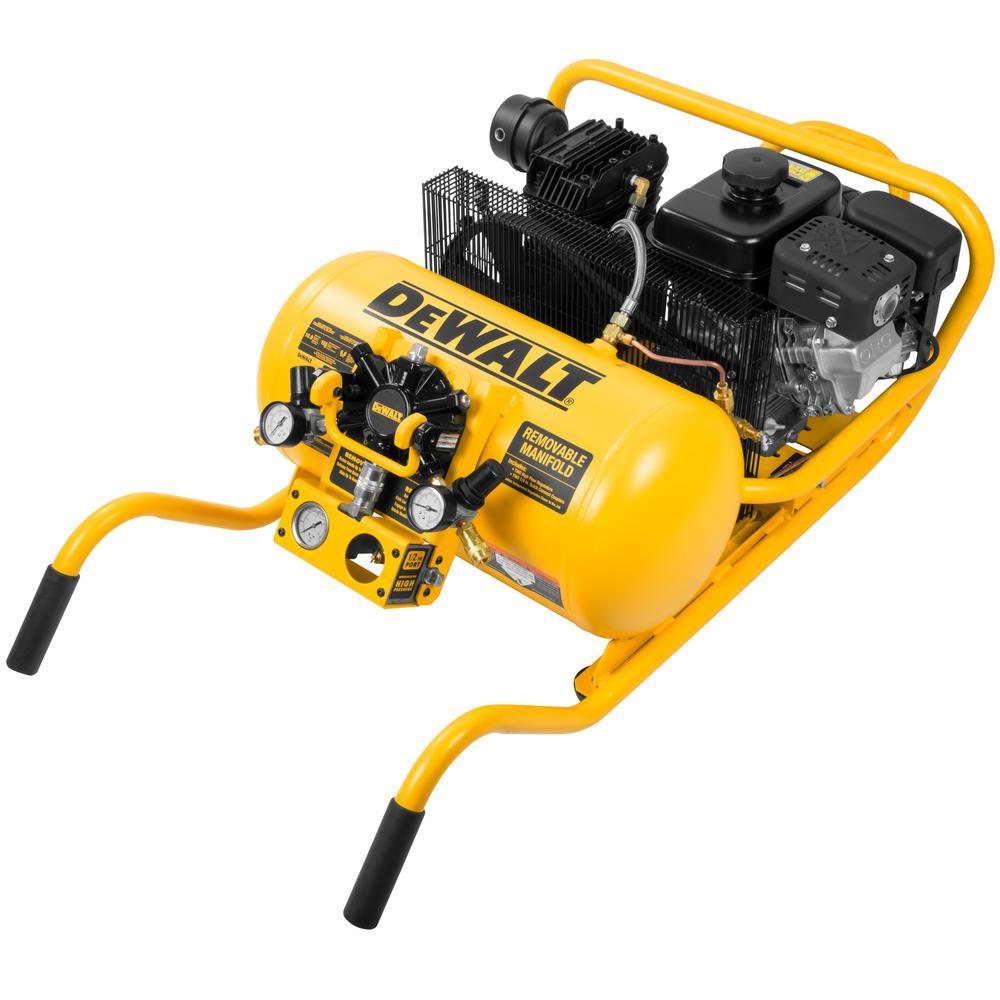 Dewalt 10 Gal. Chopper Compressor by DEWALT